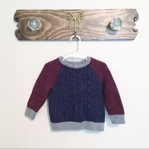 Cat & Jack Toddler Sweater Size 2T